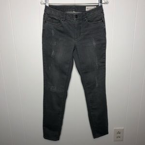Two by Vince Camuto distressed jeans size 27/4.